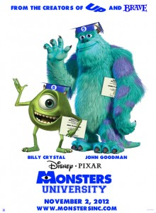 Monsters University at Edmond Town Hall